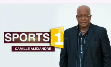 Le journaliste  Camille Alexandre victime d'un AVC en Martinique