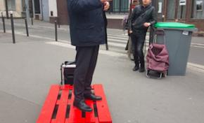 On savait que le Parti Socialiste était à la rue en France mais là...