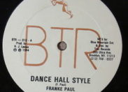 Frankie « DanceHall » Paul is Dead