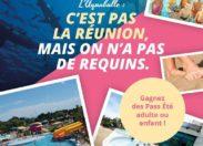 """""""L'Aquabulle : c'est pas La Réunion, mais on n'a pas de requins"""""""