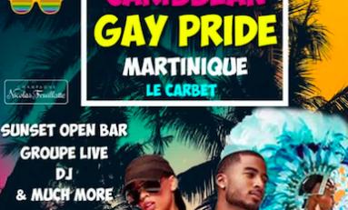 La GAY PRIDE creuse son trou au Carbet en Martinique