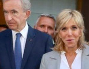 BRIGITTE MACRON, UNE APPARITION REMARQUÉE DURANT LA PARIS FASHION WEEK POUR LES 70 ANS DE DIOR