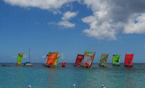 TDY17 : La revue d'effectifs du 33ème Tour de Martinique des Yoles-Rondes