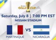 La Martinique entre drapeau,  beaux draps et manque de peau
