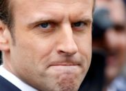 Sondage : Emmanuel Macron en mode Niagara