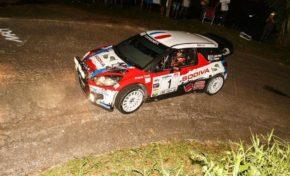 Martinique Rallye Tour : le classement après 4 spéciales