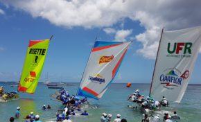 La Coupe de Martinique 2017 des Yoles Rondes va à UFR / Chanflor