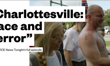 """Race and terror"", un documentaire au coeur de CharlottesVille (vidéo)"
