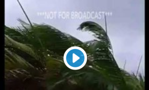 Harvey, les images dans la Caraïbe