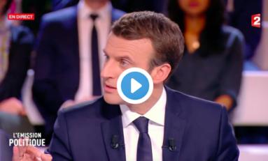 """Qui a dit : """"Quand on préside, on est pas le copain des journalistes"""" ? (vidéo)"""