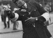 Le premier policier noir à Londres. 1968...