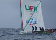 Tour de la Martinique des yoles rondes : UFR/Chanflor refait surface