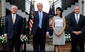 """Trump, et maintenant """"une option militaire"""" au Vénézuela..."""