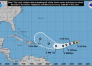 Irma : le communiqué du site Ouragans.com