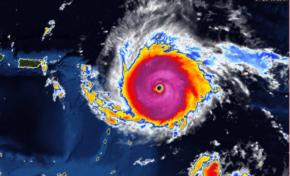 Oh mon dieu, oh my god, oh ma Diana, oh djee zeus...Irma...dre de dios est classé catégorie 5