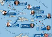 La Caraïbe repère d'ultra-riches, seront-ils solidaires ?
