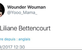 Le tweet du jour 21/09/17 - Liliane Bettencourt