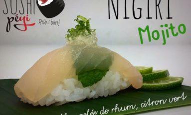 #Make sushi mojito again...en attendant le bokit