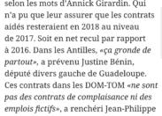 Si c'est le deputy Jean-Philippe Nilor qui le dit...