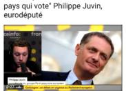 La phrase conne du jour 04/10/17 -Catalogne - Philippe Juvin