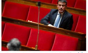Manuel Valls...une photo de légende qui fera date
