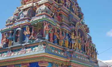 Images du jour 18/10/17 - Temple de petit bazar - Île de La Réunion