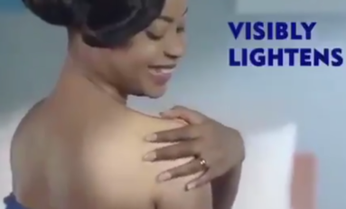 """Tu veux """"avoir une peau plus claire""""... en Afrique...NIVEA est là"""