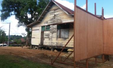 Emmanuel Macron en Guyane : mo con tantôt...pas tout le temps