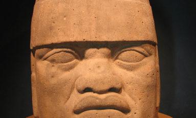 Des Africains en Amérique centrale -1400 ans avant JC...