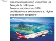 Scandale dans l'Océan Indien : l'île Maurice fait des habitants de La Réunion des français de seconde zone