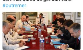 Colbert meeting au ministère des Outre-mer ?