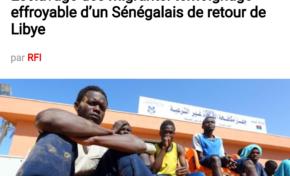 Esclavage en Libye : Claudy Siar ne lit pas le site de RFI son propre employeur