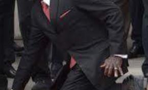 L'image du jour 21/11/17 - Robert Mugabe