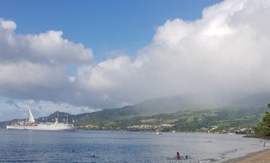L'image du jour 26/12/17 Club Med 2 - Martinique