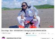 Le Kaka Moon de BOBI passe la barre du 1 000 000 de vues