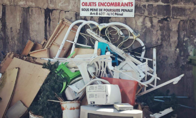 Développement durable en Guadeloupe : les citoyens de Saint-Claude externalisent enfin leurs ordures