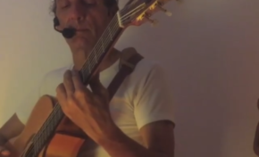 Péyi Mwen Jòdi version Guitare/Voix by Patrick Jean-Élie