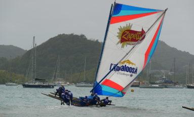 Yole Ronde de Martinique : Zapetti/Appaloosa prend la tête du Championnat 2018