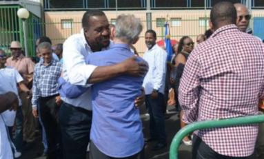 Ces photos fades  de la fête patronale de Sainte-Luce qui n'intéressent pas la presse en Martinique
