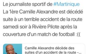 Camille Alexandre n'est pas encore mort.