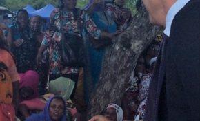 Le regard du jour 31/03/18 - Mayotte - La passion du Christ
