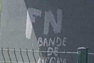 Le Front National affiche son fiel en Martinique