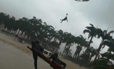 L'image du jour 16/04/18 - Martinique  - intempéries