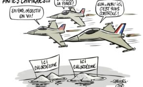 Le chlordécone en Martinique et en Guadeloupe vu par Gabourg