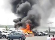 """Ambiance """"Les Feux de l'amour"""" en Guadeloupe : un mari brûle la voiture de femme mais pas que..."""