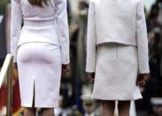 L'image du jour 25/04/18 -Trump - Macron