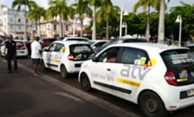 ATV invente la bank mobile en Martinique