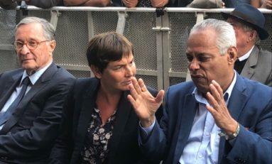 """""""Victorin Lurel a des putains de  couilles...et j'aime ses couilles"""""""