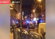 Attentat au couteau à Paris. 2 morts dont l'assaillant