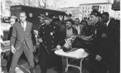 L'assassinat de Malcolm X en images